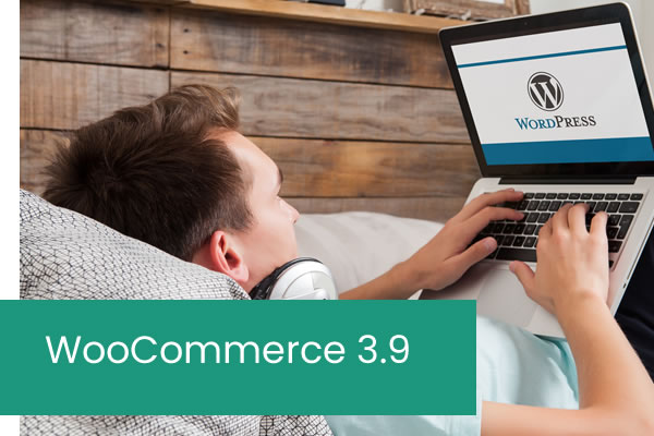 Woocommerce update 3.9